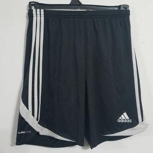 Adidas Boys Medium Basketball Athletic Shorts